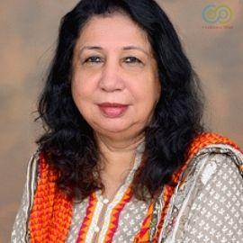 Khalida Soomro
