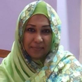 Samia Mahdi Ahmed